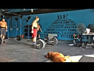Noah Ohlsen Macho Man CrossFit Workout 2015