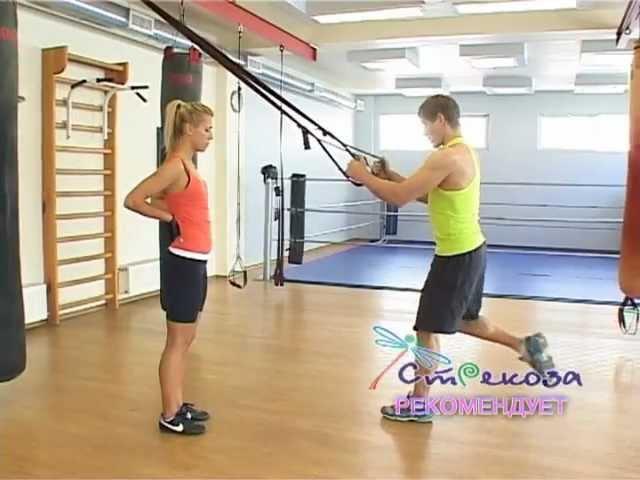 Новинка функционального тренинга - TRX-петли