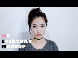 [Video] MY EVERYDAY MAKEUP TUTORIAL🍒 / Korean daily makeup 데일리메이크업