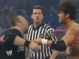 Bubba Ray Dudley vs. Steven Richards - WWE Monday Night RAW 09.09.2002