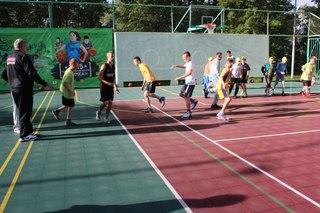 """Баскетбольный лагерь """"Заимка"""" день четвертый"""""""