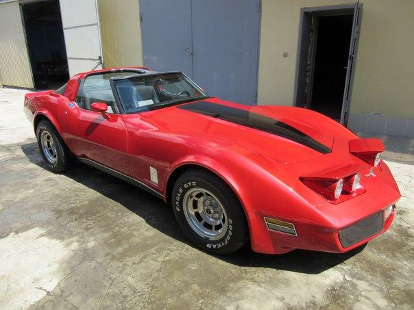 '80 Сhevrolet Corvette C3