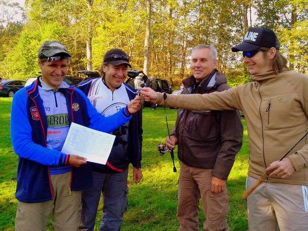 Чемпионат Латвии по ловле форели-Серебро!!!!!!!