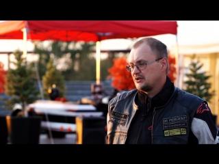 Память байкера  Дмитрия Медведева  погибшего на дороге