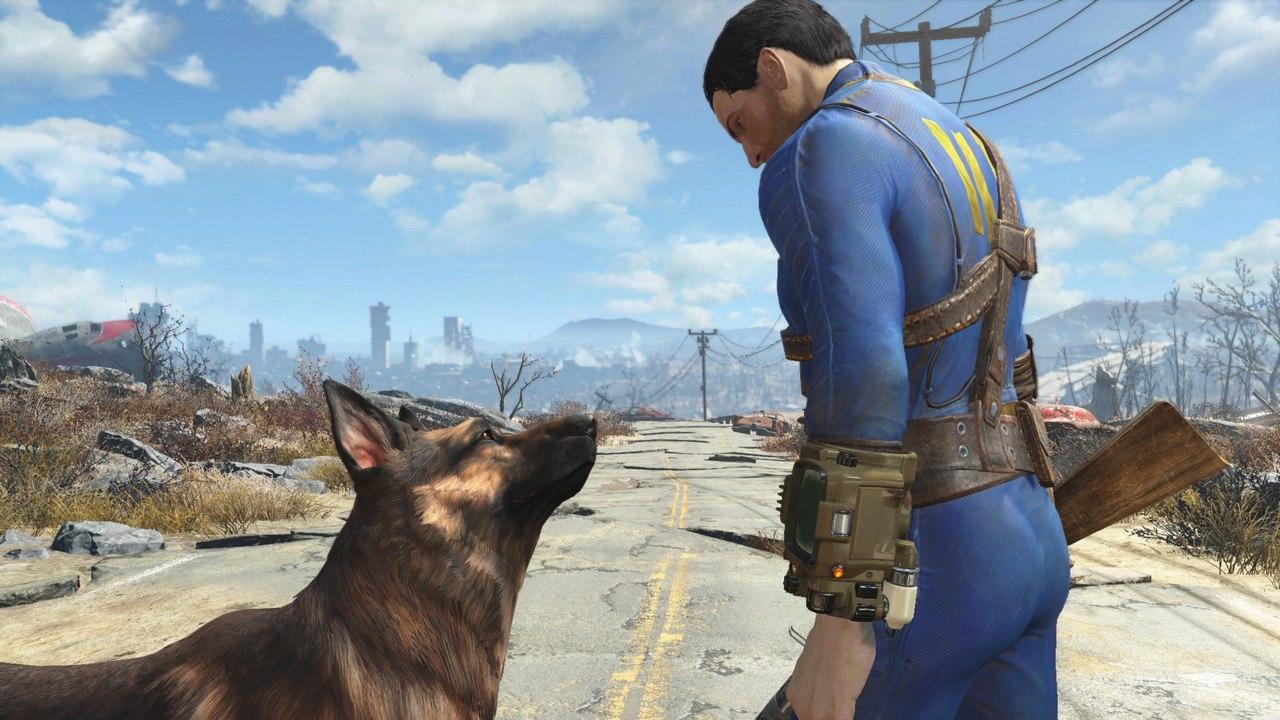Fallout 4  (2015) от CODEX скачать торрент