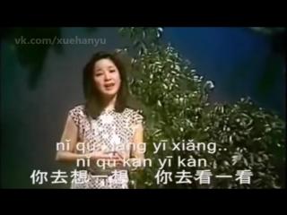 邓丽君 [Teresa Teng] – 月亮代表我的心