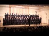 Академический хор ДХО Колледжа имени Гнесиных