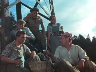 Х\ф Карьера Димы Горина (1961)