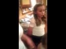 Меридет Пакетт поёт песню Адель ей всего 11 лет