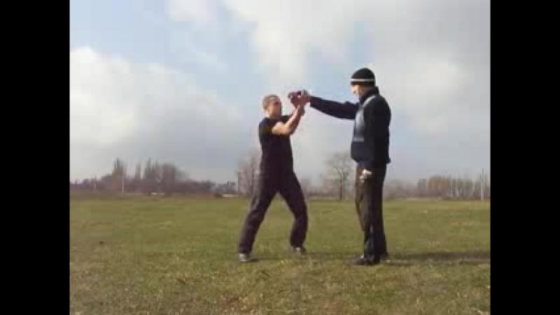 Parkur Brejjk Dans i Boevye iskusstva