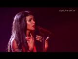 ESC 2015 Latvia: Aminata - Love Injected (Второй полуфинал)