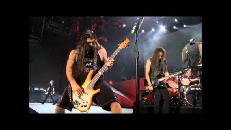 Metallica - For Whom The Bell Tolls [Live Mexico DVD 2009] 720p HD