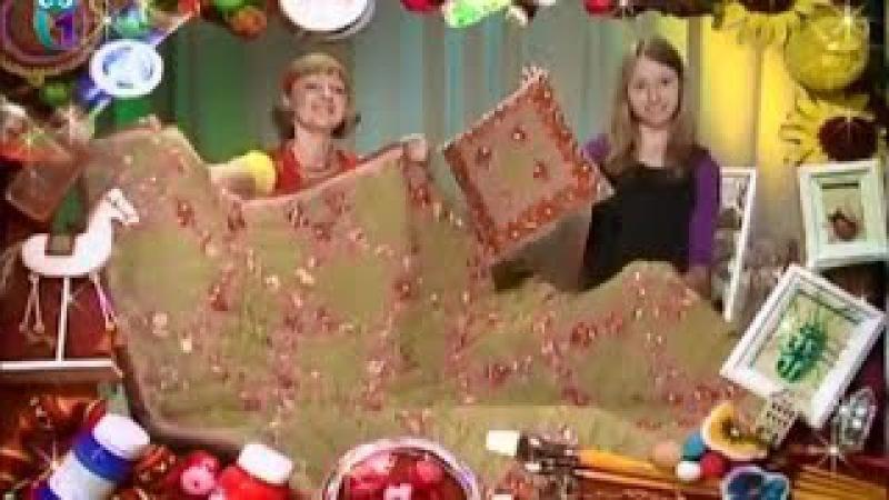 Лоскутное шитье Шьём уютное одеяло подушку текстильные украшения из ярких лоскутков Мастер класс