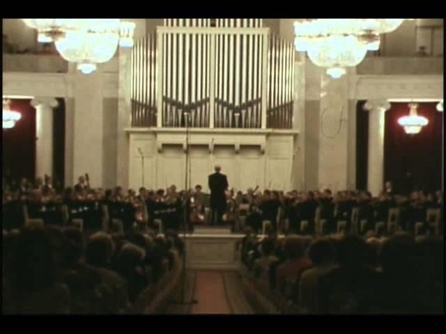 Чайковский Симфония № 5 Мравинский