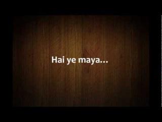 Hai Ye Maya Hindi Song Lyrics from Don 2