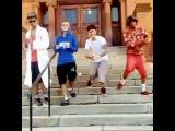 Justin Bieber singing