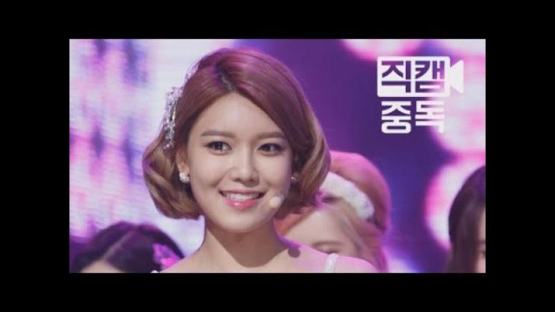 [Fancam] Soo Young of SNSD(소녀시대 수영) Lion Heart @M COUNTDOWN_150903 EP.67
