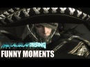Metal Gear Rising Revengeance Funny Moments