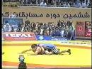 Heydari Alireza IRI Tosoev Vadim UKR 96 kg 2002 Chempionat Mira