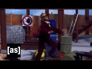 Ray's Day Out | Robot Chicken | Adult Swim