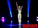 Masha Silaeva Cirque du Soleil Hula Hoop The world greatest Cabaret
