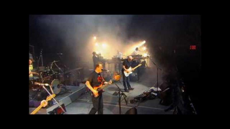 David Gilmour - Fat Old Sun Live in Gdansk
