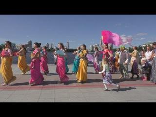 Нектар харинамы эпизод 2 (14.06.15)/ The Nectar of Harinam, Russia ep.2