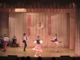 Венгерский танец Чардаш. КАТУФ Берегиня. Theater Berehinya.