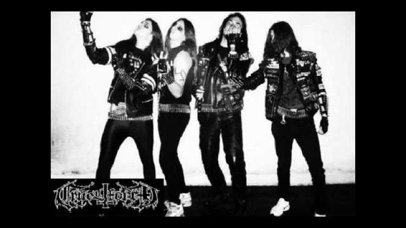 Cruel Force - Victim of hellfire