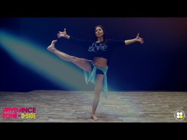 Christina Grimmie - Titanium   contemporary choreography by Yana Abraimova   D.side dance studio