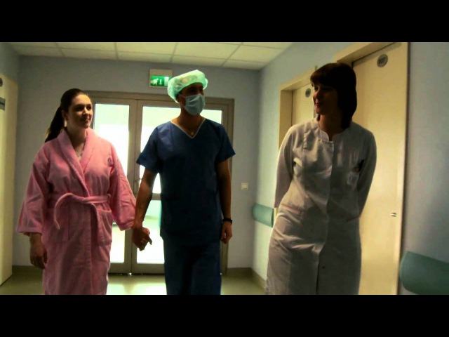 Видеогид. 34 неделя. Экскурсия по родильному отделению