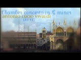 A. Vivaldi: RV 107  Chamber concerto for flute, oboe, violin, bassoon & b.c. in G minor  OAE