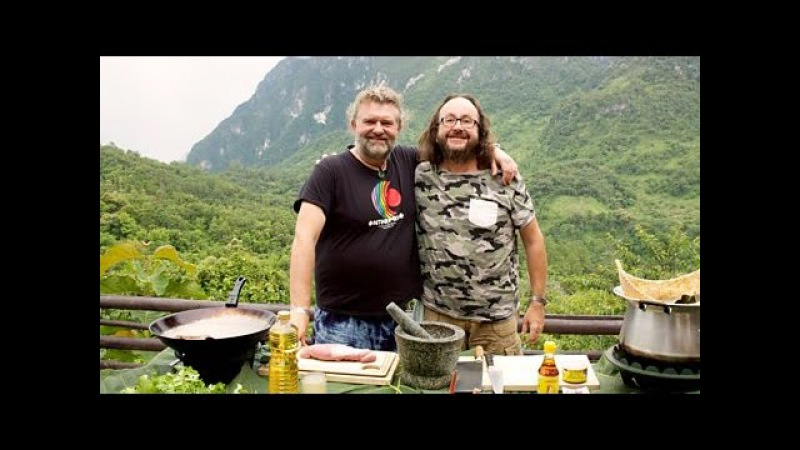 The Hairy Bikers Northern Exposure Episode 3 Russia