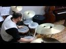 соло на барабанах - solo on drums   5 18   восточная песня