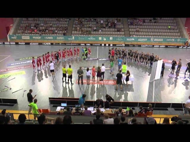 Czechopen 2015 Final Female B Hagfors IF Ungdom - Tatran Omlux Střešovice sestrih