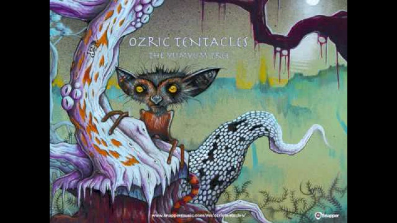 Ozric Tentacles - Mooncalf
