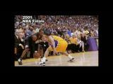 Allen Iverson NBA Finals 2001