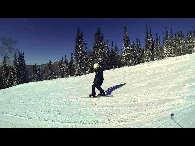 Школа Funcarve. Курс по сноуборду Шерегеш15