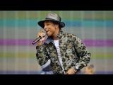 Pharrell Williams - Happy (BBC Radio 1's Big Weekend 2014)