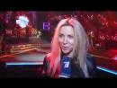 За кулисами Точь-в-точь Людмила Соколова репетирует образ Рода Стюарта