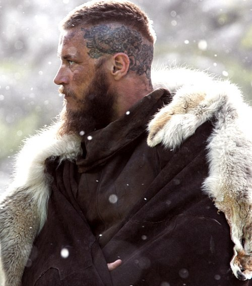 Vikings Ragnar Lothbrok Hair