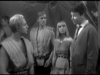 Классический Доктор Кто .Classic Doctor Who - 1.08 - Засада