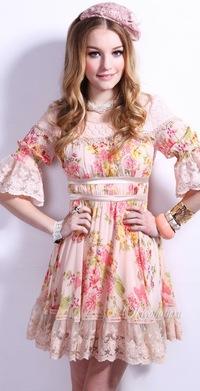С шить платье тунику самой
