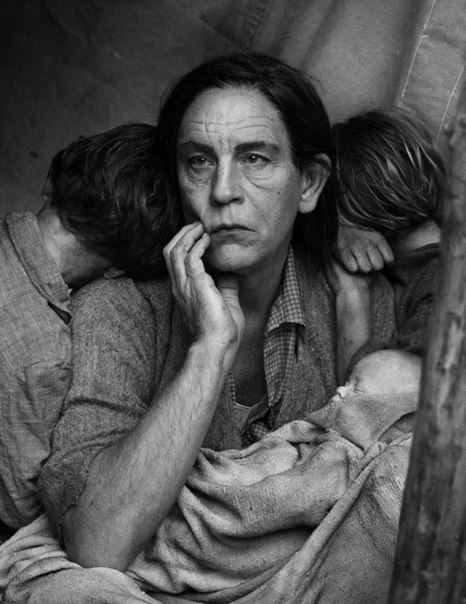 Мать-мигрантка