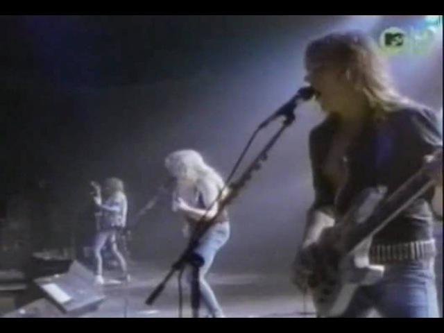 Anarchy in the U.K. HD - Megadeth