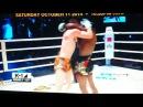 Буакав Банчамек - Энрико Кель. K-1 World Max. 11.10.2014, раунд 3