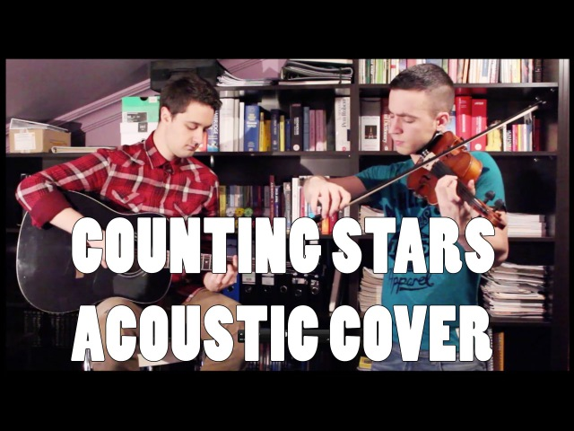 One Republic - Counting Stars (Violin Guitar Cover) Sefa Emre İlikli feat. Tolga İlikli