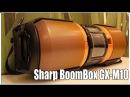 Русский обзор Sharp BoomBox GX-M10 VLGavto
