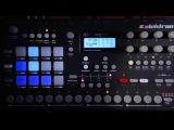 LEM - AnalogRytm &amp AnalogFour (Deep Tech House demo pattern)