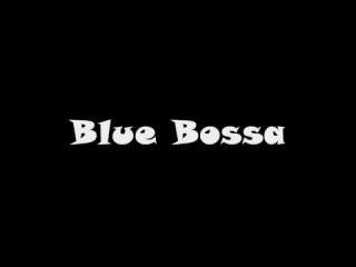 Blue Bossa - solo jazz guitar backing track (Free mp3!)